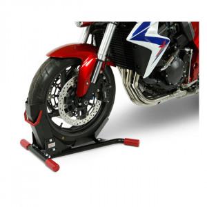 Béquille moto par roue avant pour garage Acebikes 2