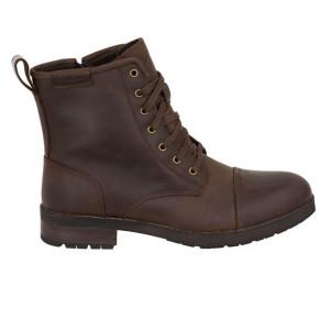 Chaussures Boots Segura Edmond cuir moto 1