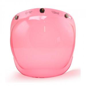 Écran de casque Roeg fumé rose