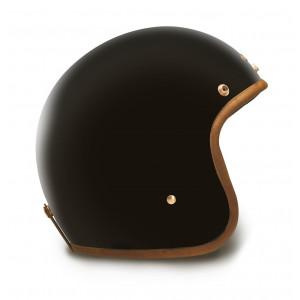 Casque Hedon Stable noir mat - Moto vintage
