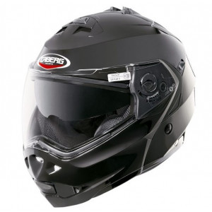 Casque modulable Caberg Duke noir metal