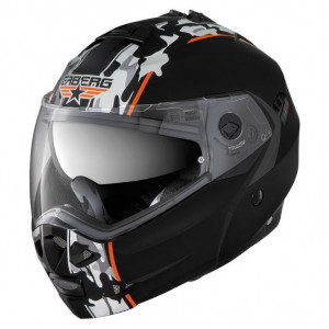 Casque modulable Caberg Duke Commander