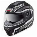 Casque integral Caberg Ego Streamline noir