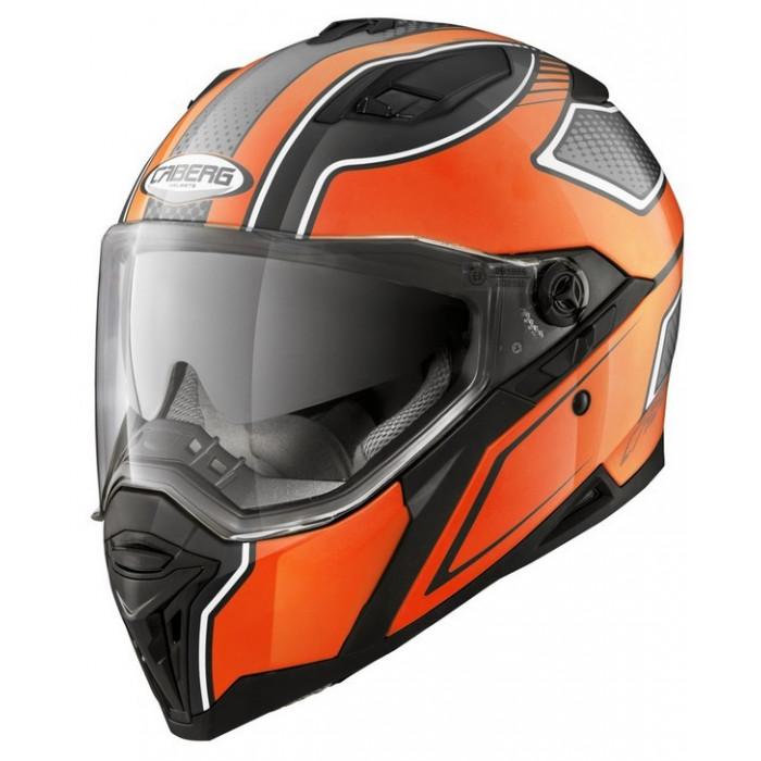 Casque integral Caberg Stunt Blade orange