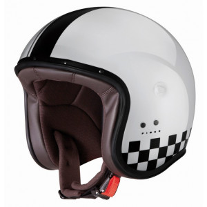 Casque Caberg Freeride Indy blanc