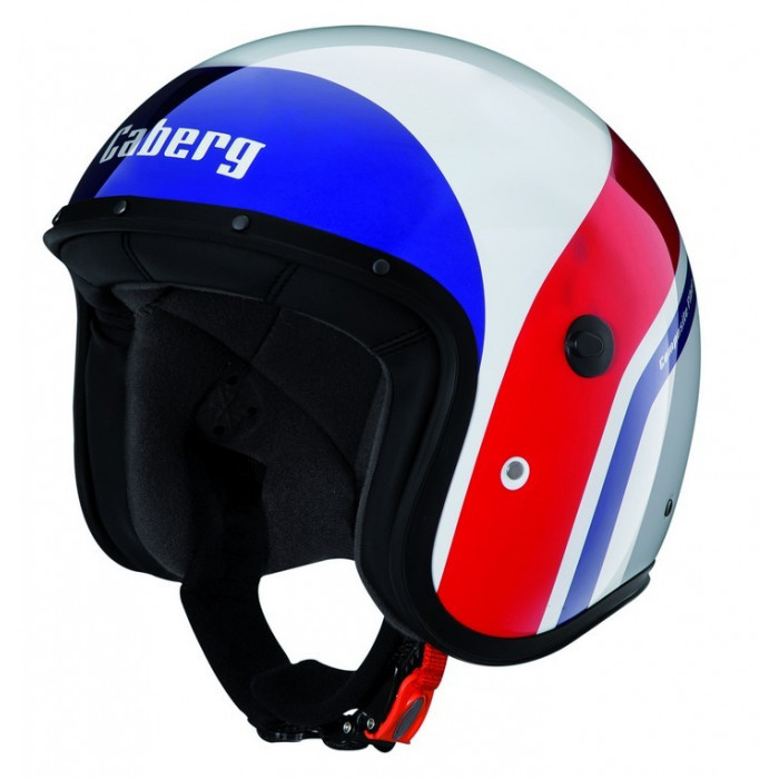 Casque jet Caberg Freeride Mistral Blanc