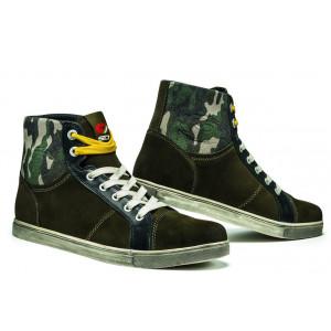 Chaussures moto Sidi Camouflage