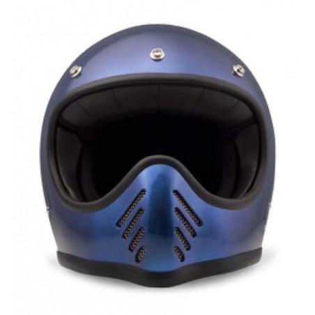 Casque DMD 75 Seventy five bleu
