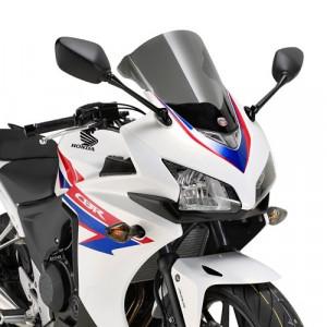 Bulle haute fumée Givi Honda CBR500R