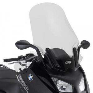 Bulle haute Givi Bmw C600 Sport