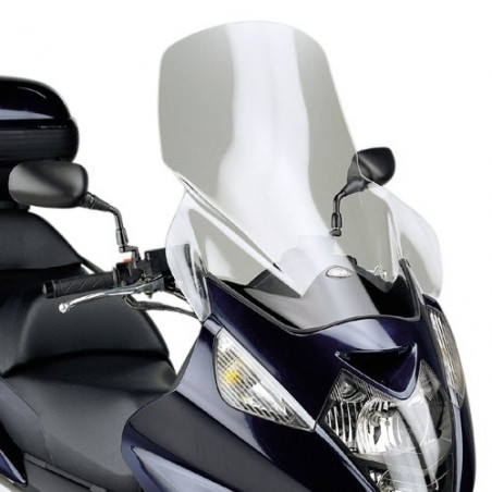 Bulle haute Givi Honda Silverwing 600/ABS