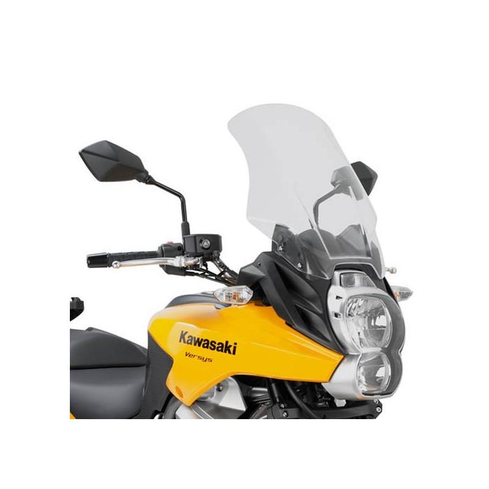 Bulle haute Givi Kawasaki Versys 650 (2010)