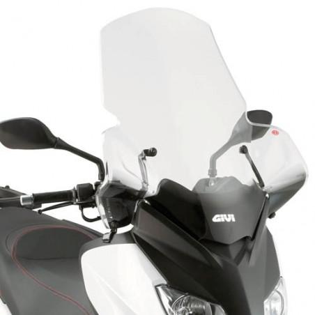 Bulle haute Givi Yamaha X-Max 125/250