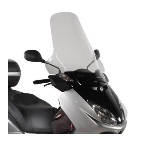 Bulle haute Givi Yamaha X-Max 125-250