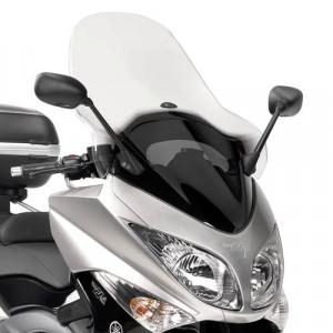 Bulle haute Givi Yamaha T-MAX 500 (2008-2011)
