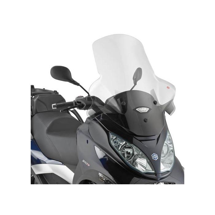 Pare brise haut scooter Piaggio MP3 Touring