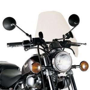 Bulle haute universelle moto custom givi A601
