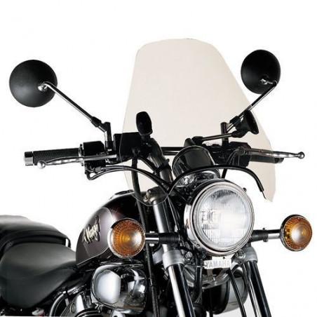 Pare brise universel moto custom