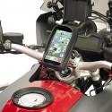 Support GPS et téléphone Givi S957B