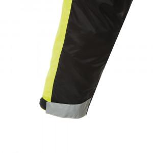 Combinaison de pluie moto noir et jaune fluo Tucano Urbano Tuta Nano Plus 768
