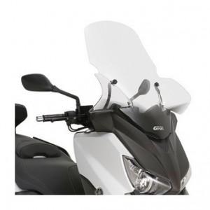 Bulle haute Givi Yamaha X-MAX 125/250/400 (2014-2017)