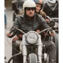 Veste moto vintage DMD Fast
