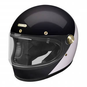 Casque Hedon Heroine TWO FACE - Integral moto vintage
