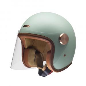 Casque Hedon Epicurist MINT vert pastel - Jet moto vintage