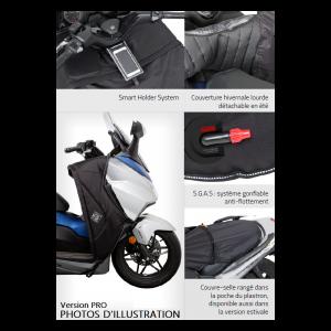 Tablier Peugeot Metropolis Tucano Urbano R173 PRO - Illustrations pour les différents montages