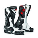 Bottes moto Sidi Roarr blanc/noir