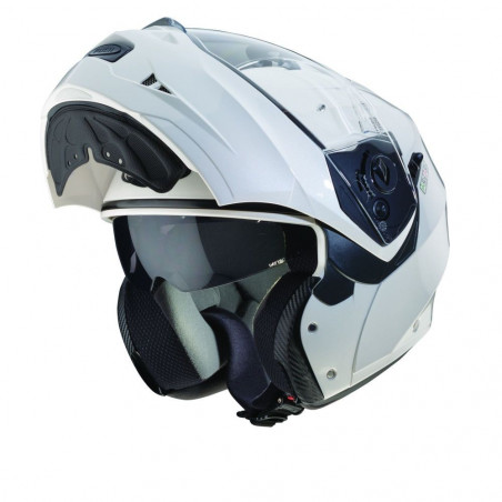 Casque modulable Caberg Duke Legend blanc