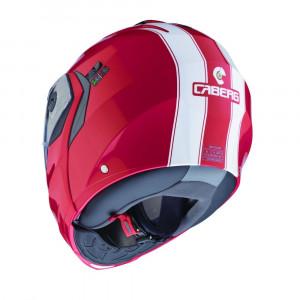 Casque modulable Caberg Duke Legend rouge