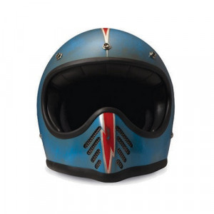 Casque DMD 75 Seventy five Arrow Blue