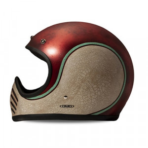 Casque DMD 75 Seventy five Swan