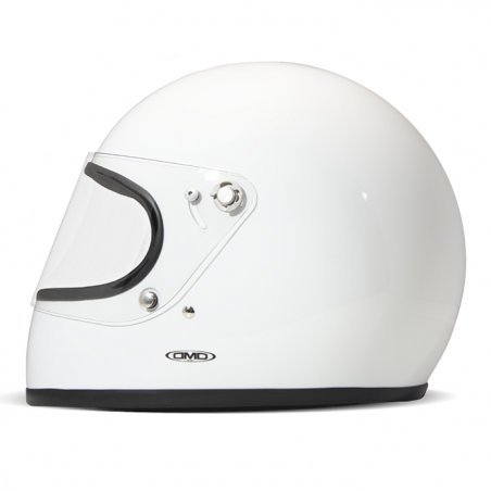 Casque DMD integral Rocket blanc