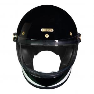 Hedon Heroine RACER SPADES - Casque moto vintage