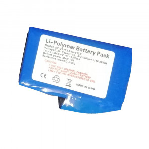 Batteries de rechange Tucano (7.4V)