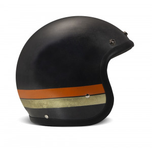 Casque DMD Carbone Goldie Black
