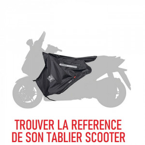 FICHE INFO TABLIER SCOOTER