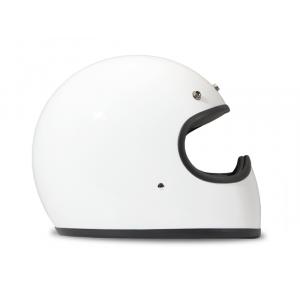 Casque DMD Racer Blanc