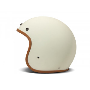 Casque Dmd vintage Oro Roma jet scooter moto 4