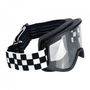 Lunettes Checkers de casque Biltwell à damiers