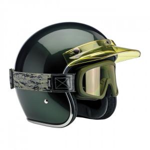 Lunettes de casque moto Biltwell 2.0 Overland Grunt