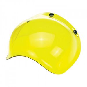 Ecran Bubble jaune Biltwell Gringo