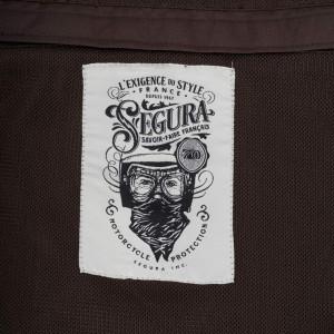 Blouson moto Oskar en textile