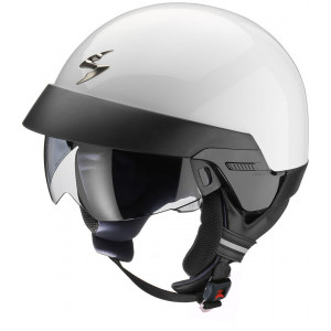 Casque Scorpion Exo 100 blanc