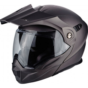 Casque Scorpion ADX1 gris mat