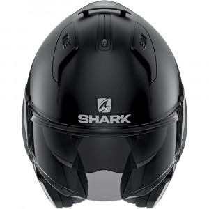Casque Shark EVO ES noir mat modulable moto